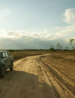 LP Caminos internos construidos 4,5 Km