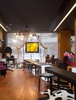 J Plus Hotel by YOO - Lobby (7)