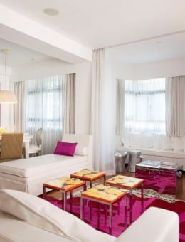 J Plus Hotel by YOO - Pink Suite Overview