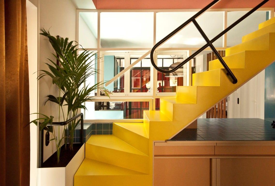 Nadja Stair 02 by Yannis Drakoulidis