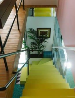 Nadja Stair 03 by Yannis Drakoulidis