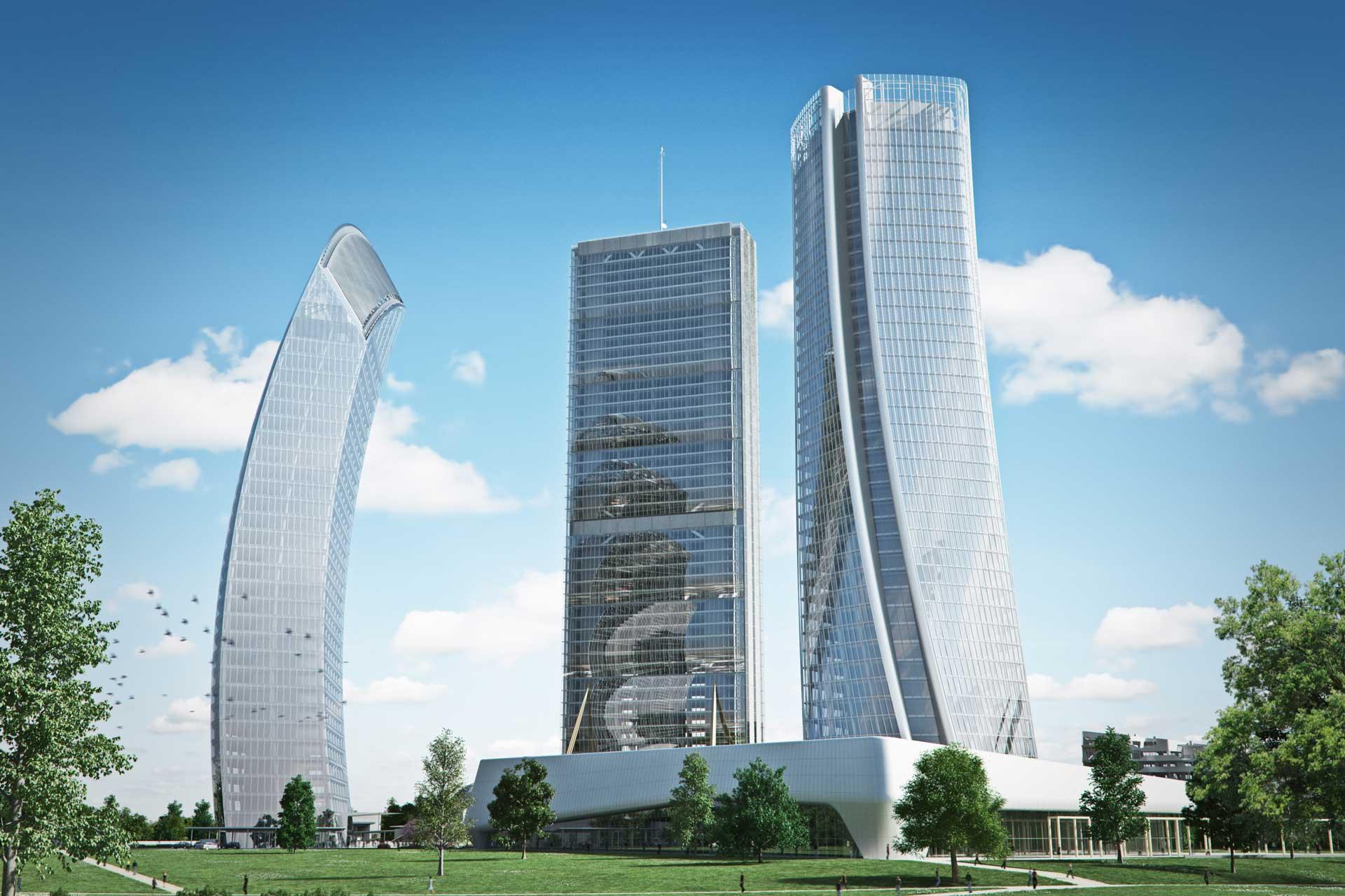 ZHA_Citylife_Generali-Tower_Milan_2