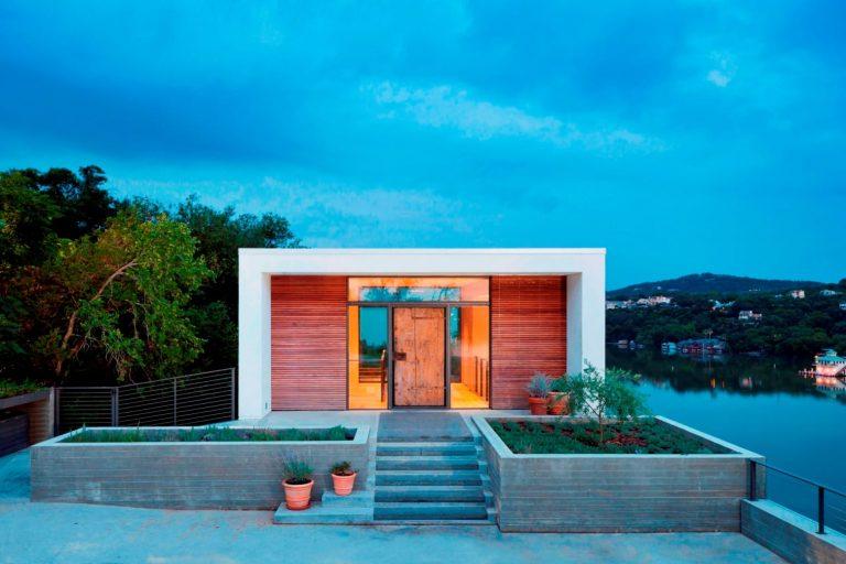 cliffside residence