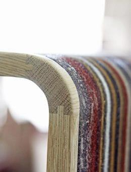 Shelf with legs 04