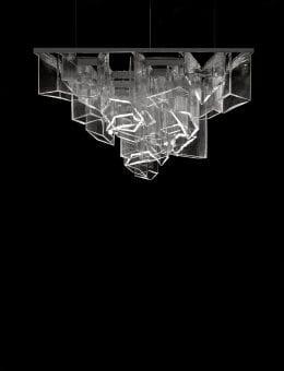 Ice by Daniel Libeskind (c) Lasvit