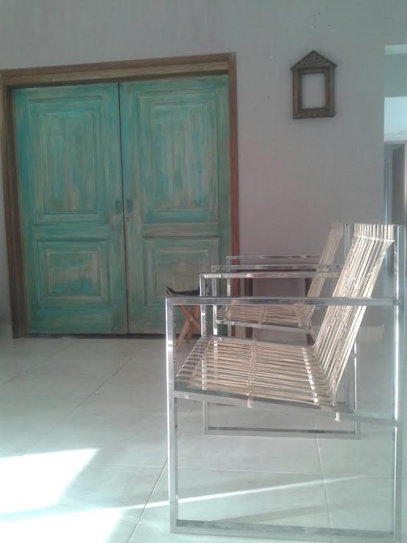 sillón criollo