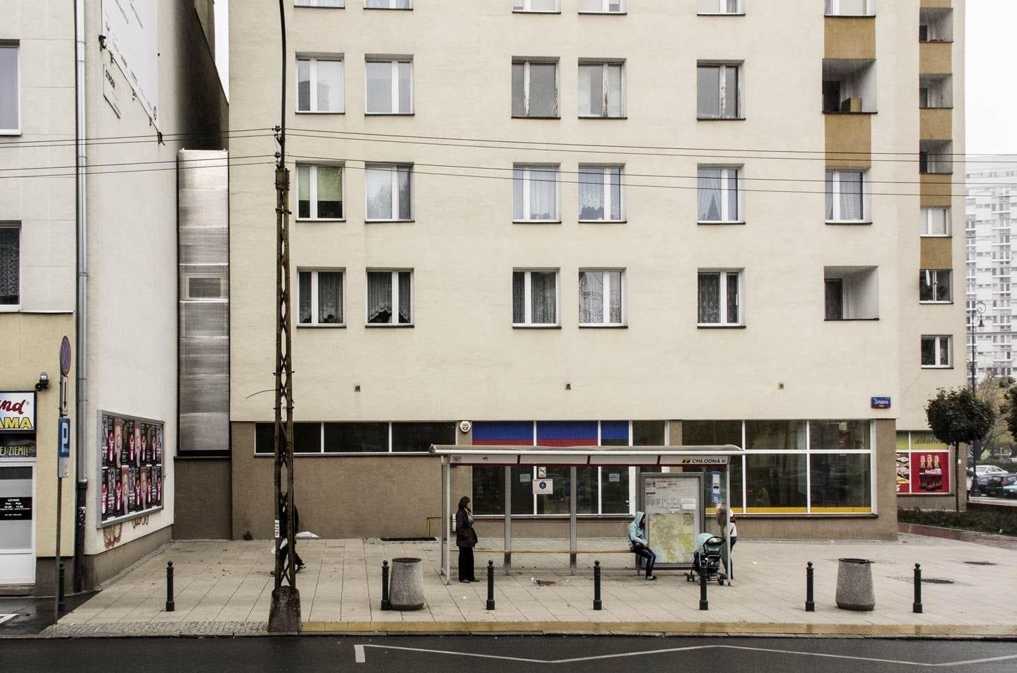 20. Keret House, the street view by Tycjan Gniew Podskarbinski, © Polish Modern Art Foundation (Copy)