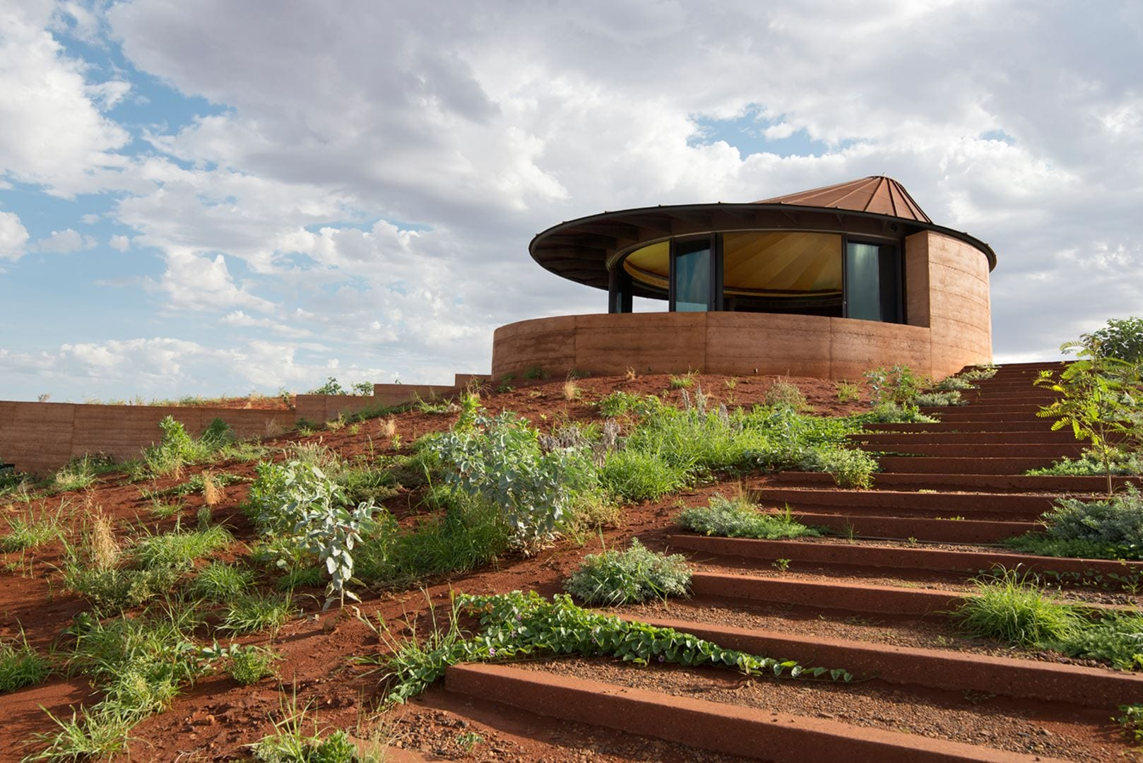 Luigi Rosselli Architects  The Remote Desert Chapel   003 (Copy)
