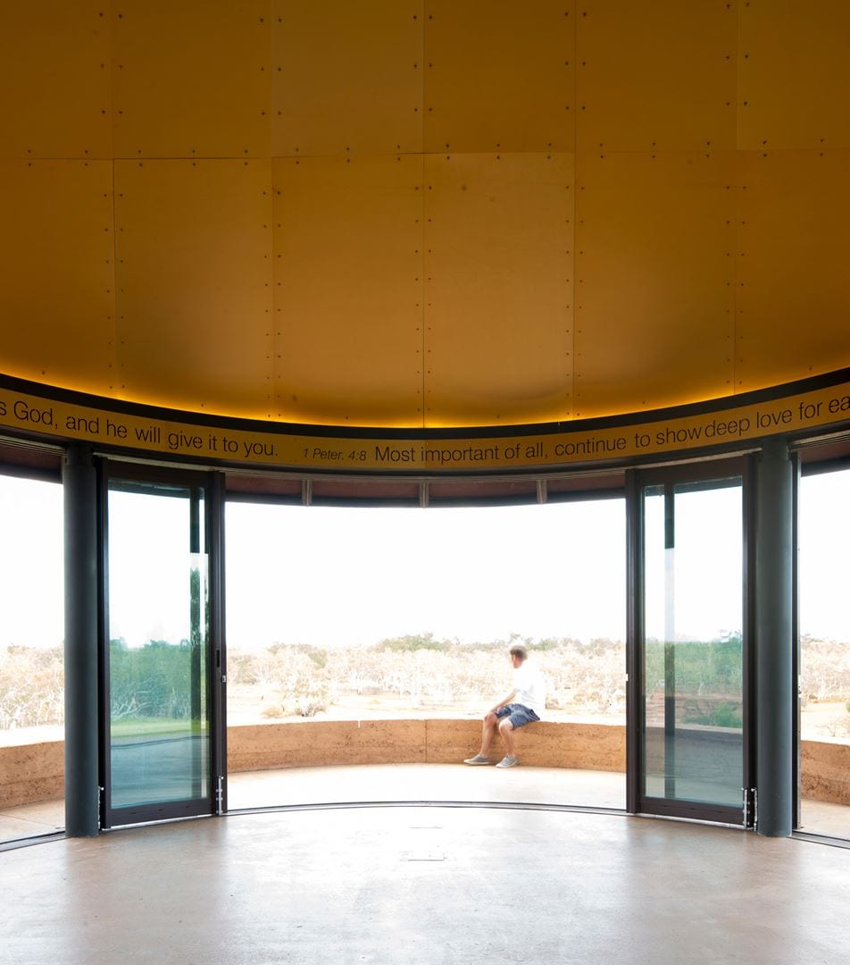 Luigi Rosselli Architects  The Remote Desert Chapel   005 (Copy)