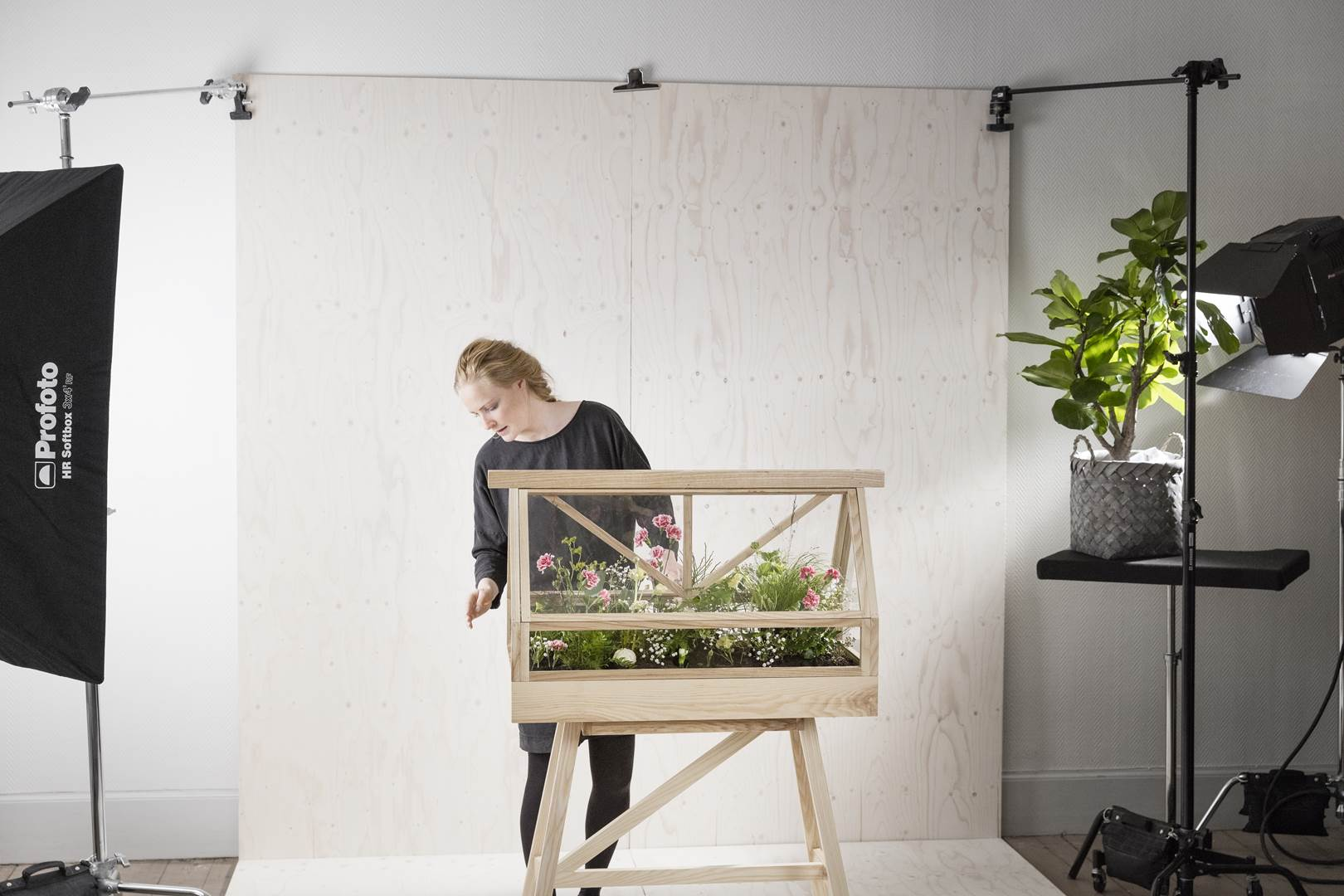 Styling the greenhouse (Copy)