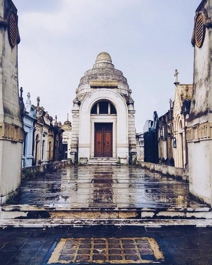 Cementerio de la Chacarita, Ciudad Autónoma de Buenos Aires. @juarezruben
