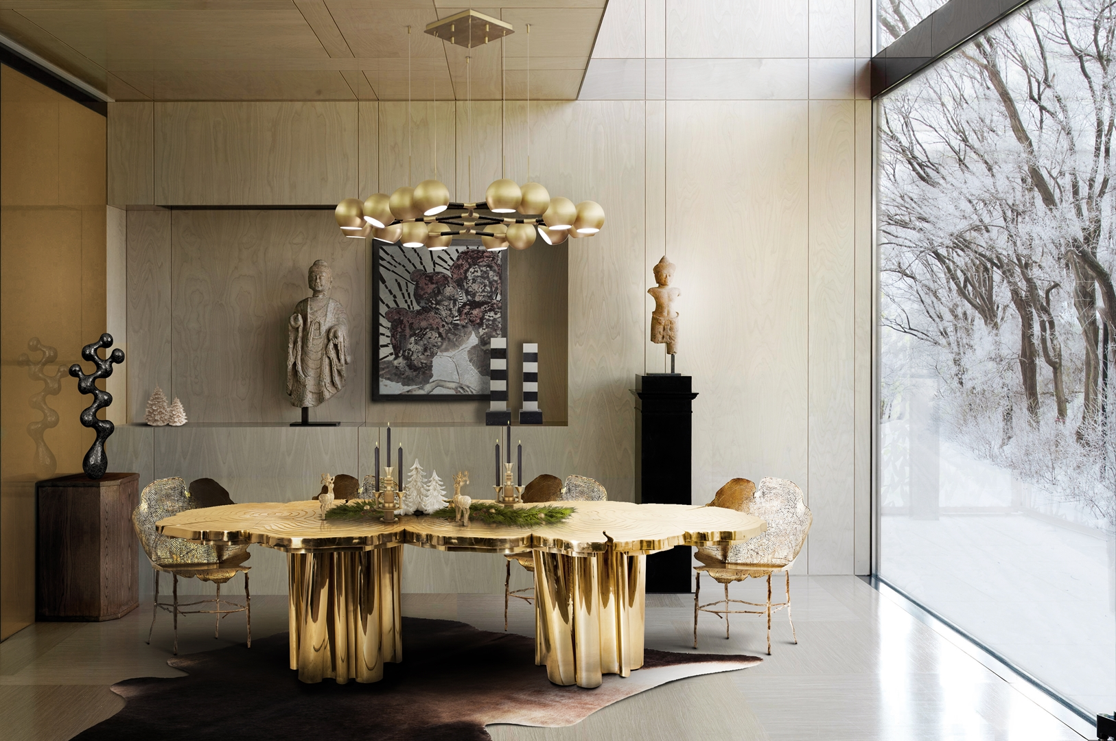 Fortuna Dining Table (Copy)