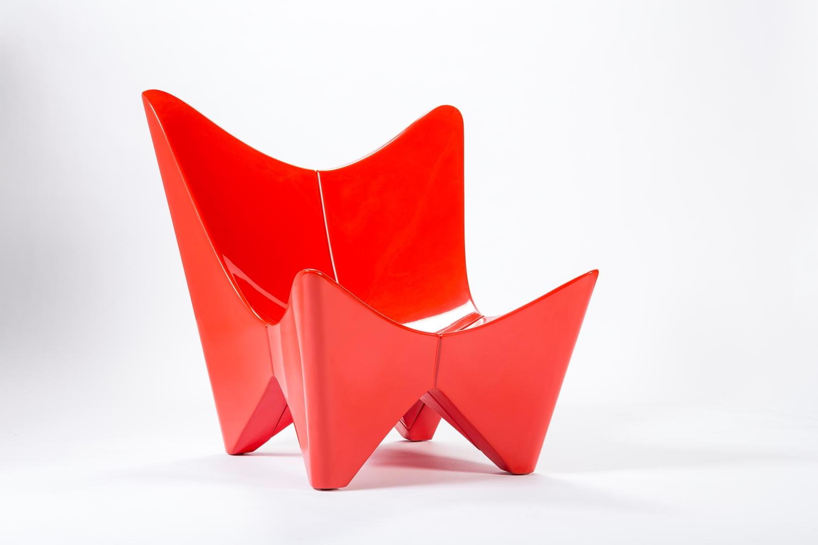Sillón Doberti de Juan Doberti