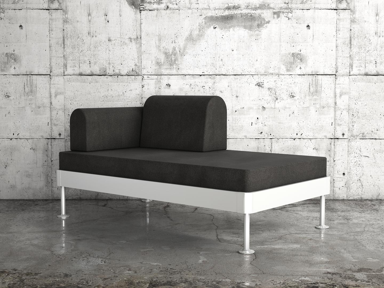 DELAKTIG Sofa-Bed TOM DIXON X IKEA (Copy)