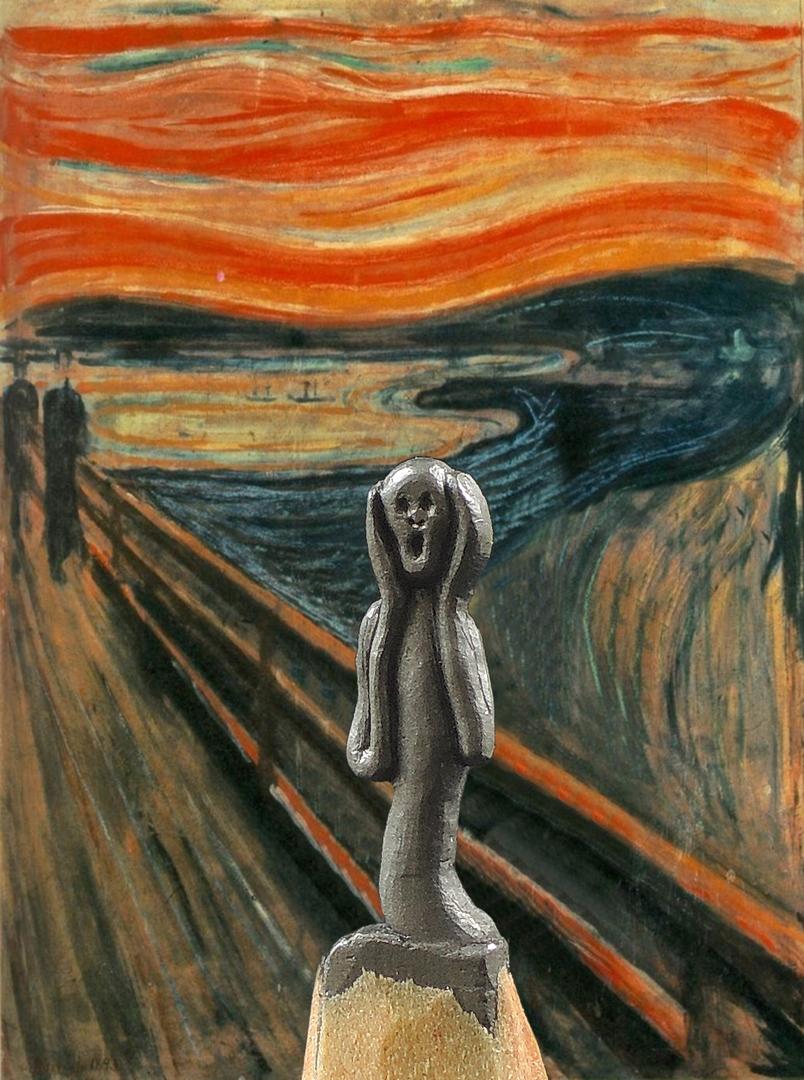 The Scream (Edvard Munch) 2 (Copy)