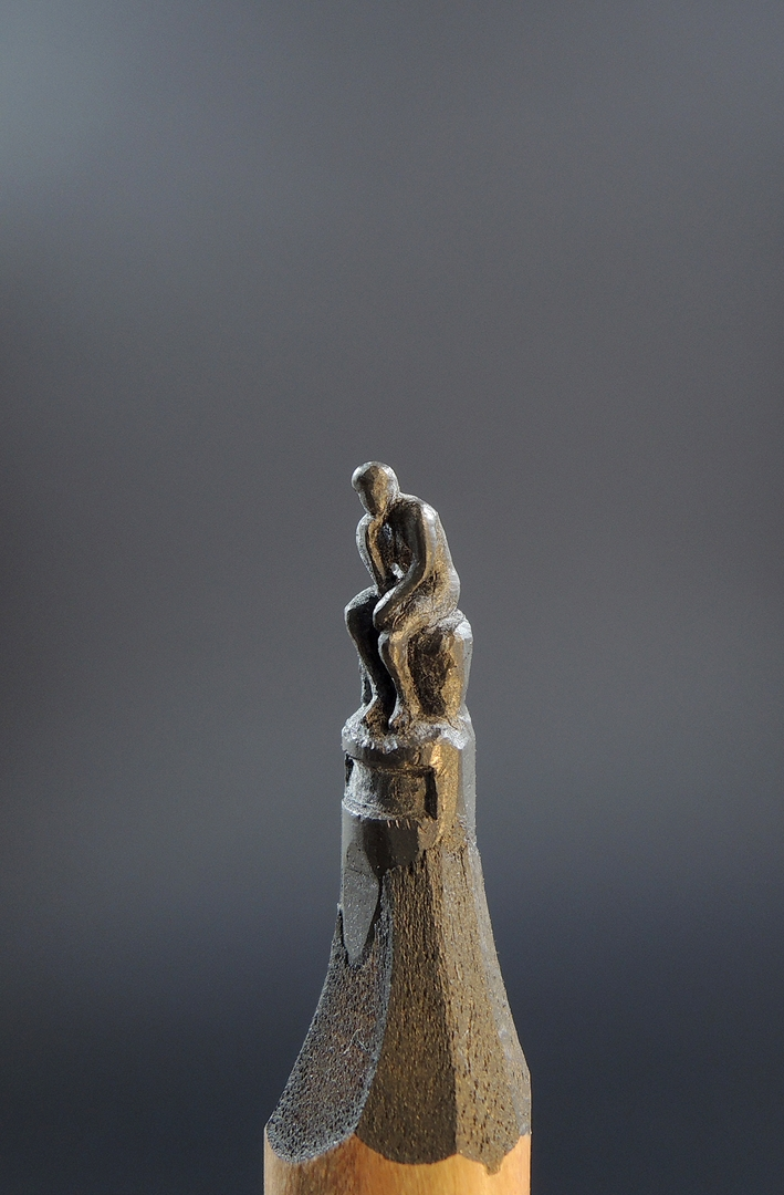 The Thinker (Auguste Rodin) (Copy)