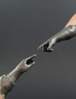 The creation of Adam (Michelangelo) 2 (Copy)