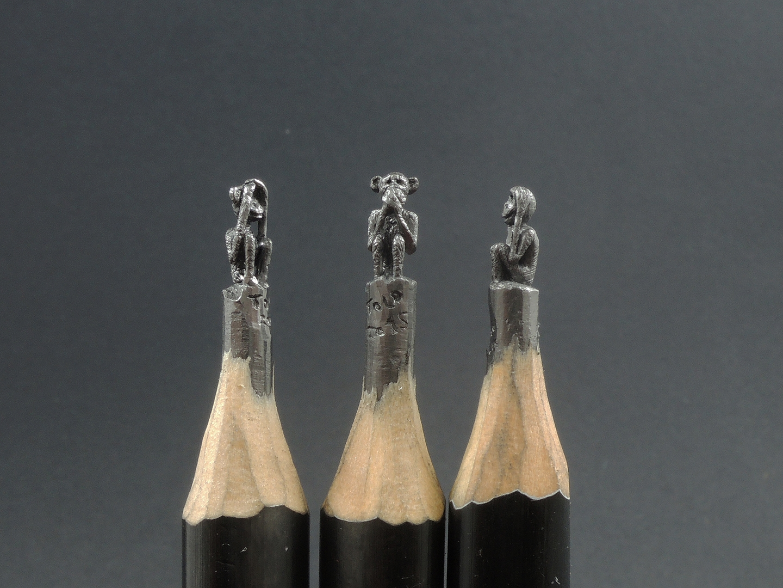 Three Wise Monkeys 1 (Copy)