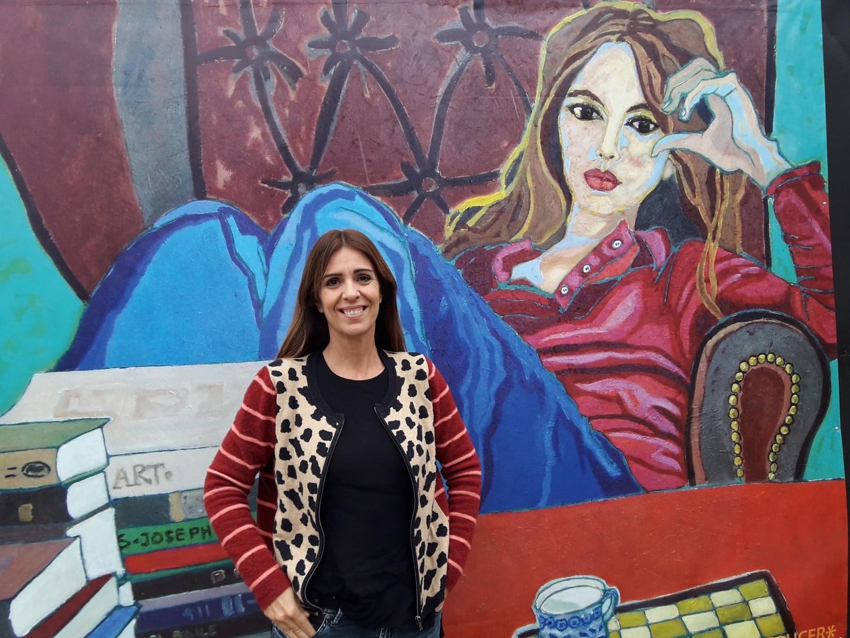 Artista de DIQUEARTE Pilar Lucero (Copy)