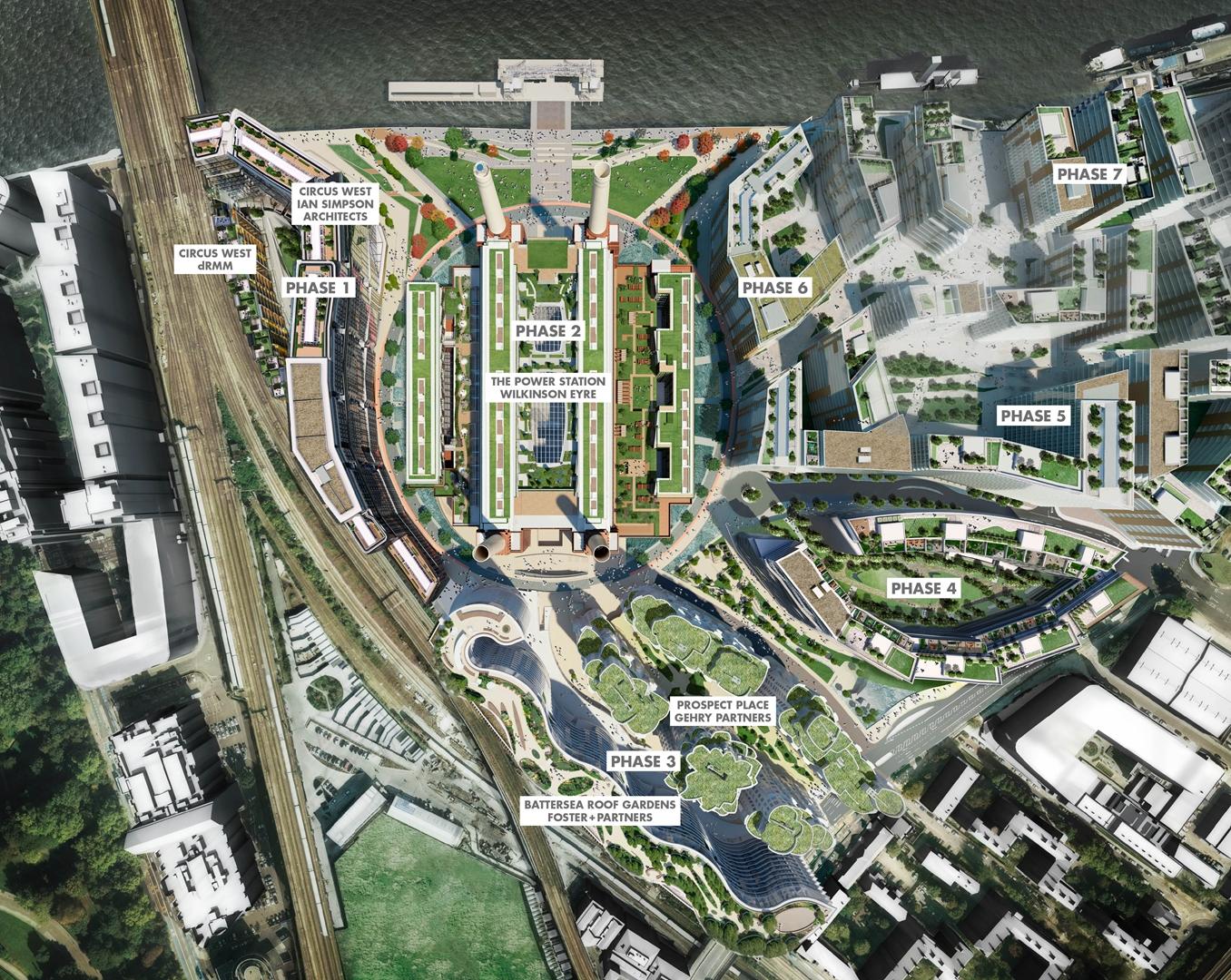 Battersea Power Station development (Copy)
