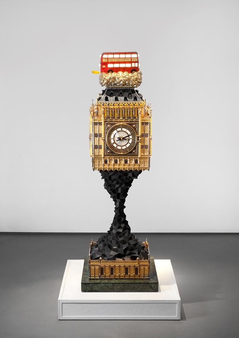 Big Ben by Studio Job 2014 at Carpenters Workshop Gallery, courtesy of Carpenters Workshop Gallery (Copy)