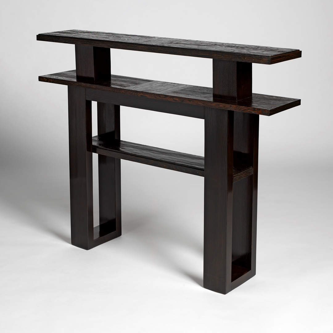 Console by Andre Sornay c.1935 at Marcelpoil Alain courtesy of Michel Goiffon (Copy)