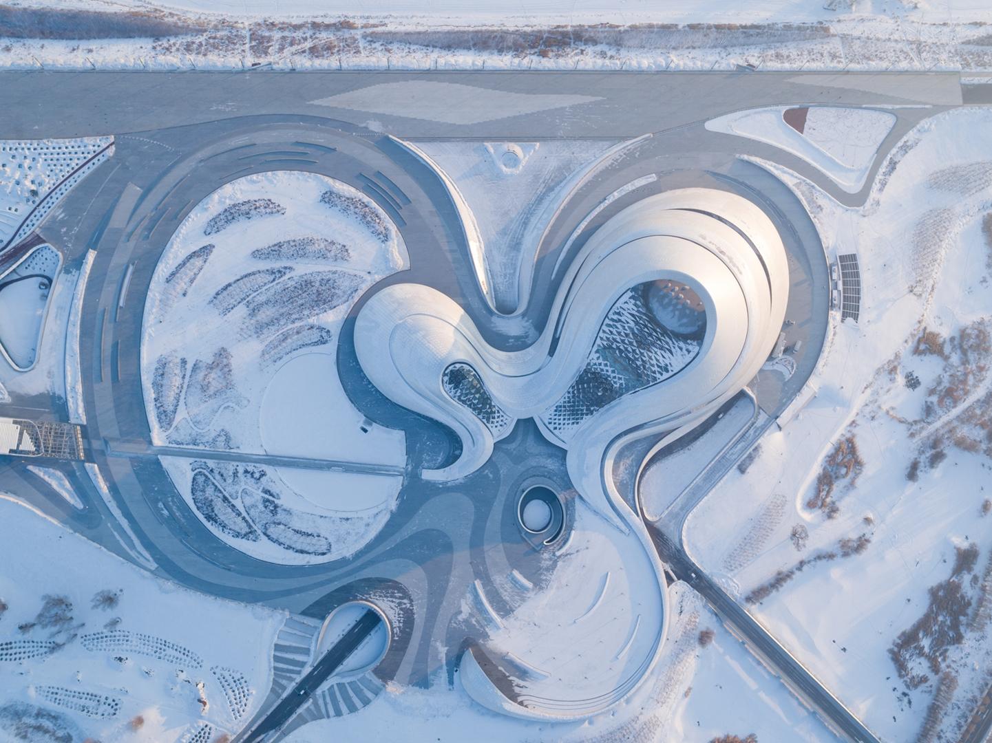 Harbin Opera House by Iwan Baan02 (Copy)