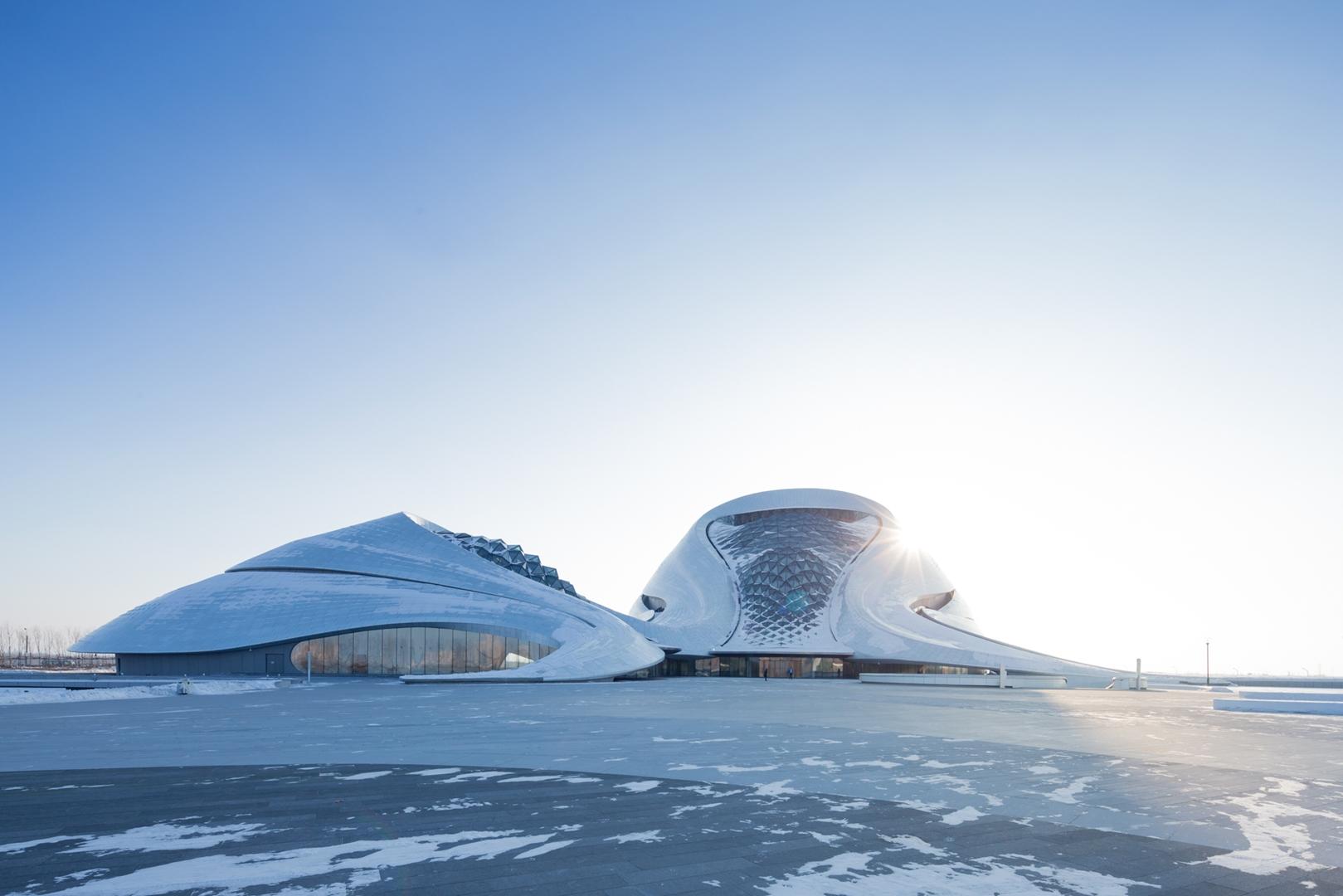 Harbin Opera House by Iwan Baan03 (Copy)