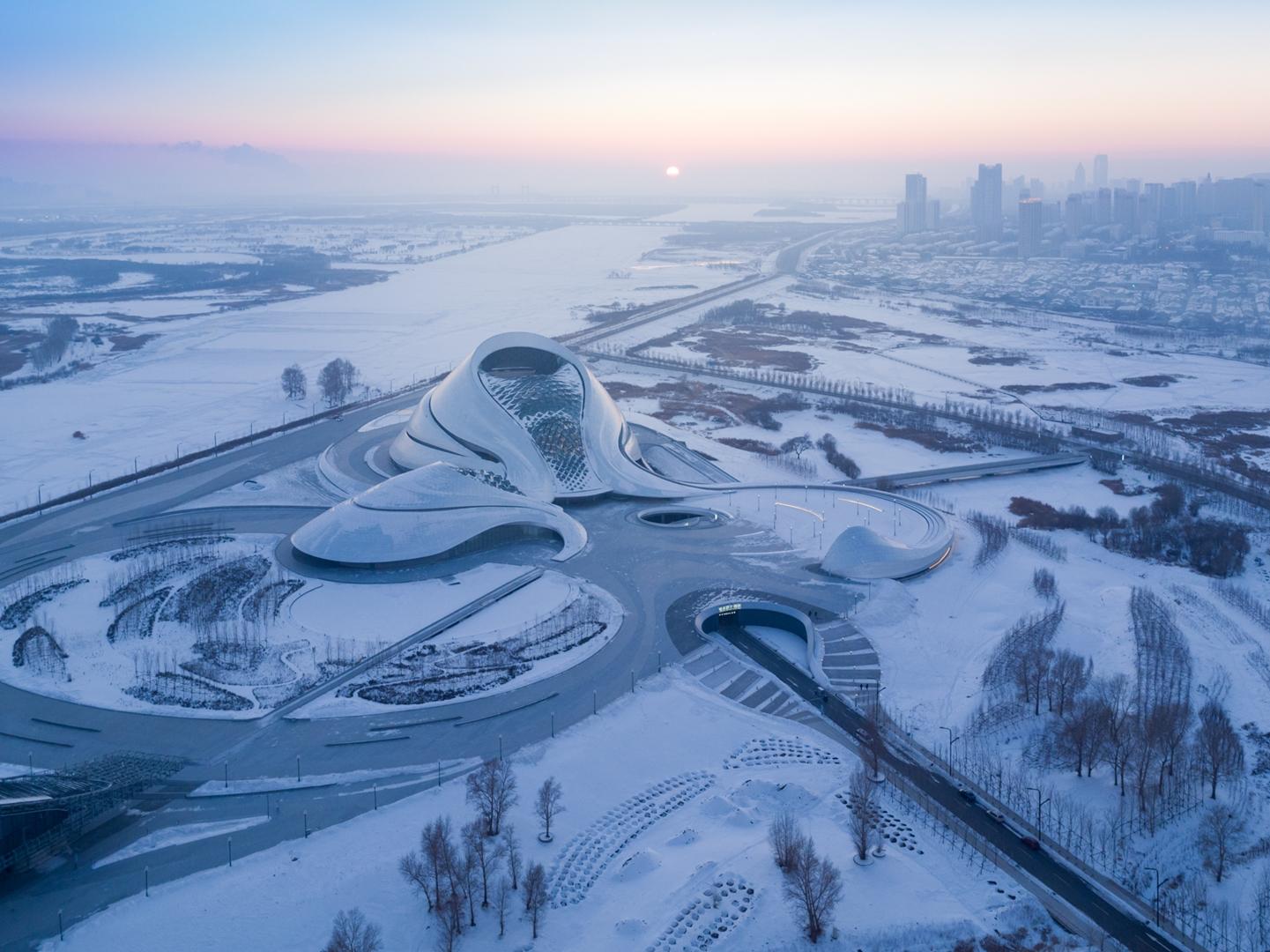 Harbin Opera House by Iwan Baan08 (Copy)