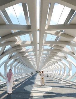 SharqCrossing_WestBay_pedestrian_bridge_CR (Copy)