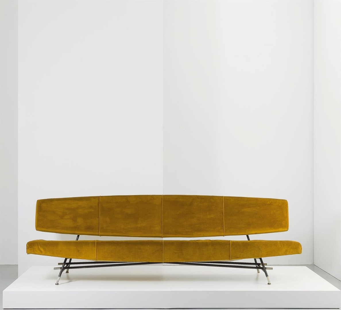 Sofa Mod 865 by Ico Parisi 1955 at Gate 5 Gallery courtesy of Gate 5 Gallery (Copy)