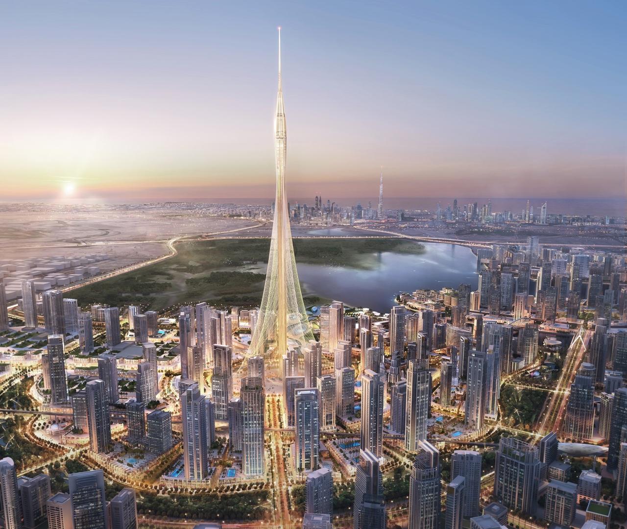 The Tower at Dubai Creek Harbour (6) Credit Emaar Properties (Copy)