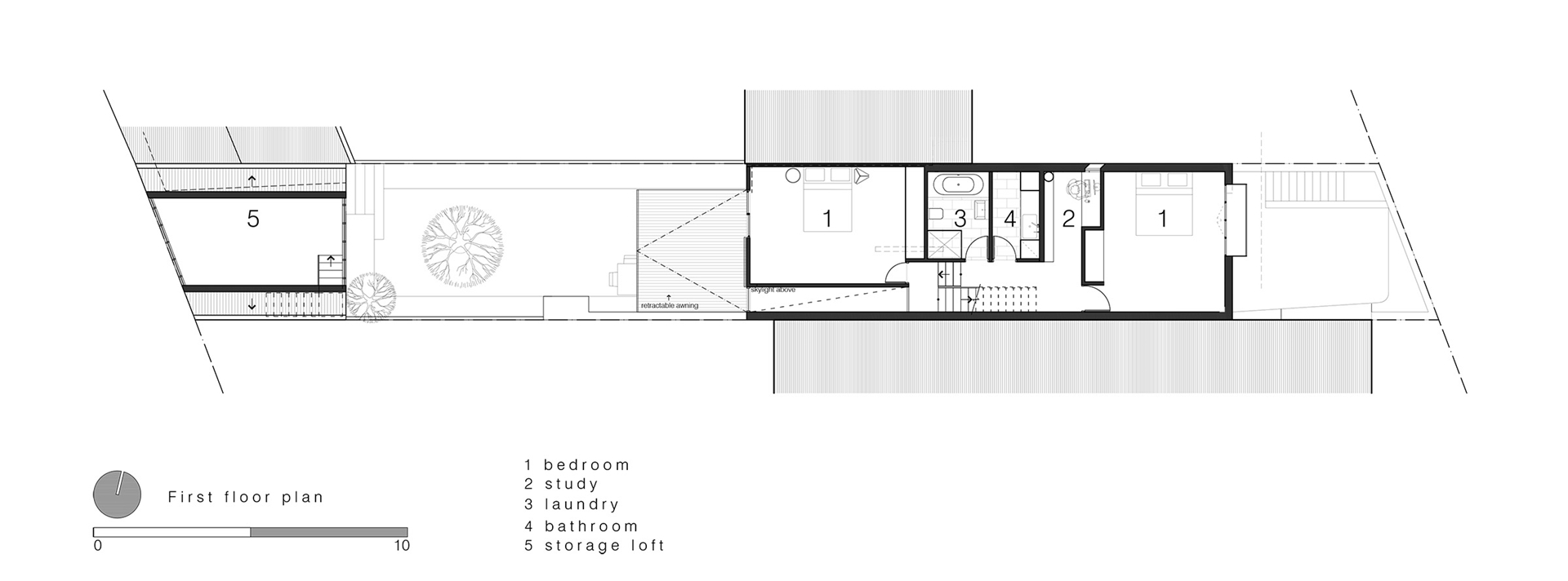 luigi rosselli architects   directors cut on architecture 2_First Floor Plan_96_DPI (Copy)