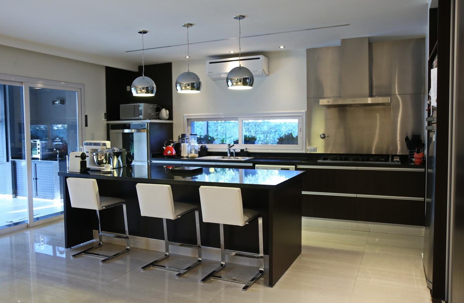 Revista estilo propio arquitectura y dise o arte y for Decoracion living comedor con cocina integrada