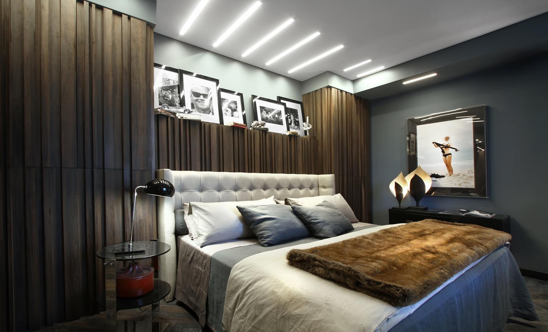 Revista estilo propio arquitectura y dise o arte y for Disenos de cuartos para hombre