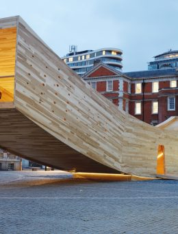 LDF2016 - Landmark Project -The Smile by Alison Brooks Architects (Copy)