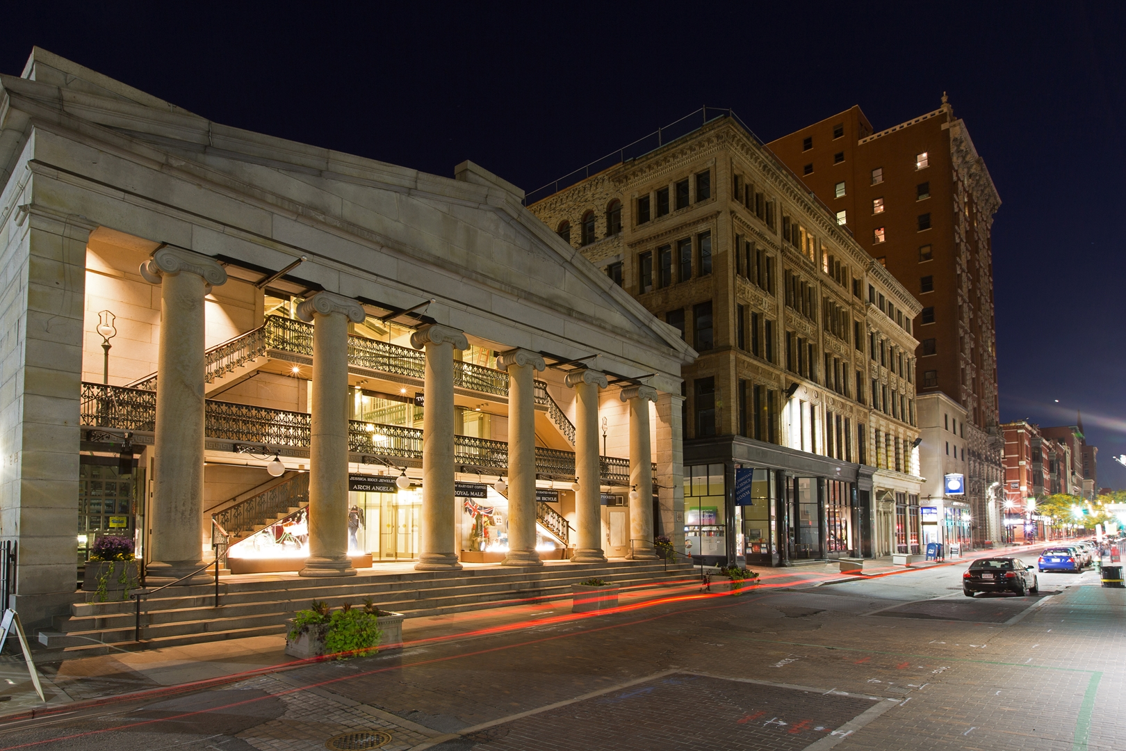 The Arcade Providence Exterior Photo Credit Ben Jacobsen (Copy)