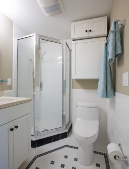 The Micro Lofts at The Arcade Providence  Bathroom  Photo Credit Ben Jacobsen - Copy (Copy)