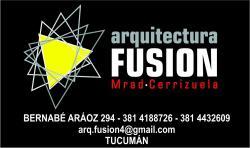 Arquitectura Fusión