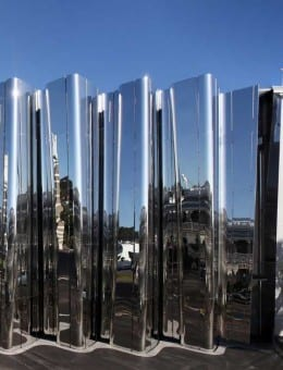 Govett-Brewster Art Gallery Len Lye Centre Panoramic - Photo Glenn Jeffrey