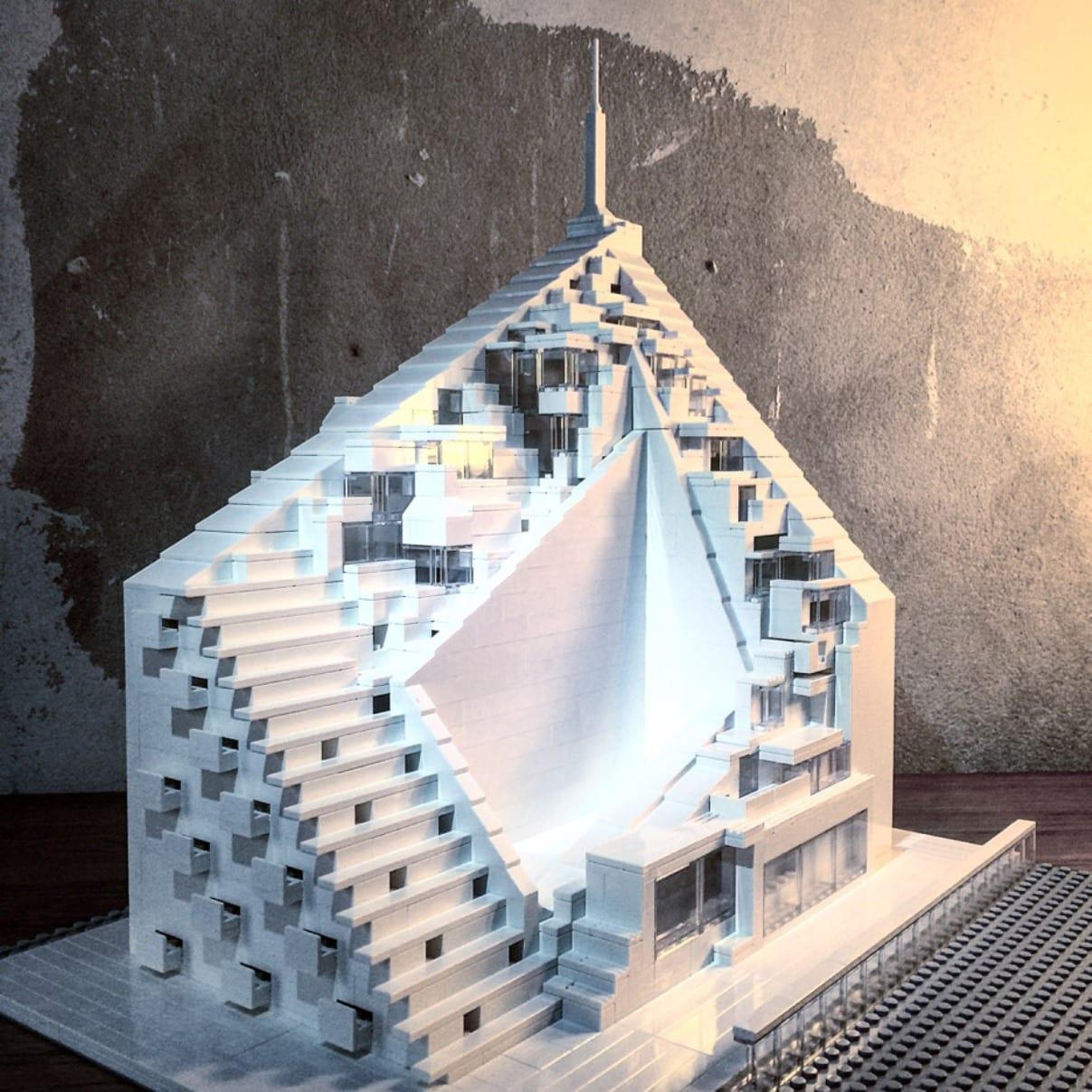 Arquitectura de Lego 2
