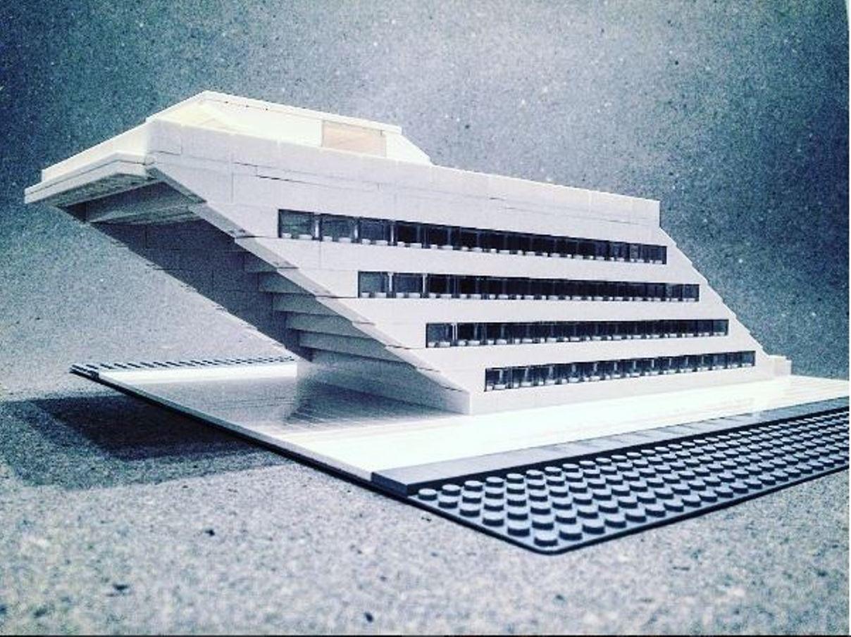 Arquitectura de Lego 3