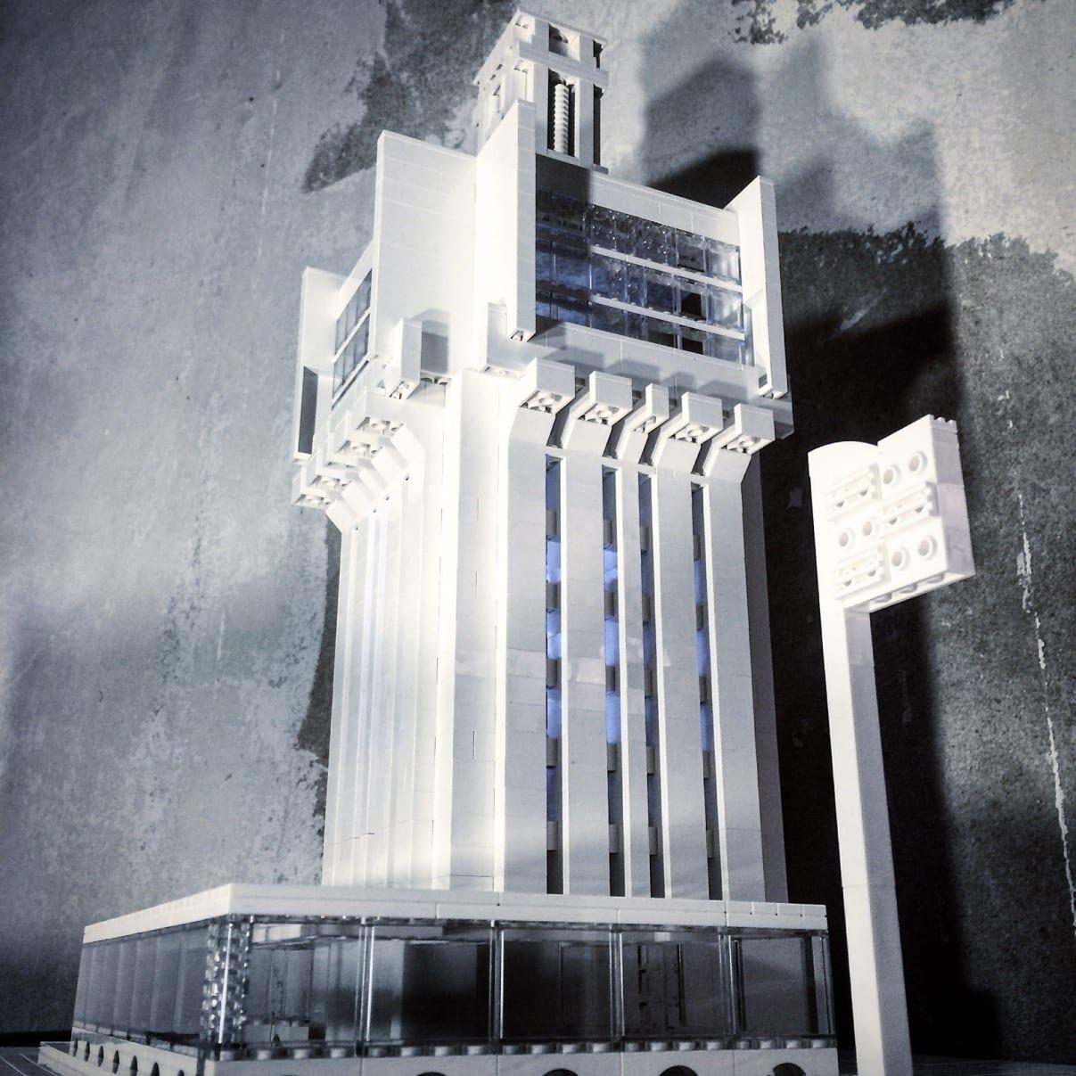 Arquitectura de Lego 5