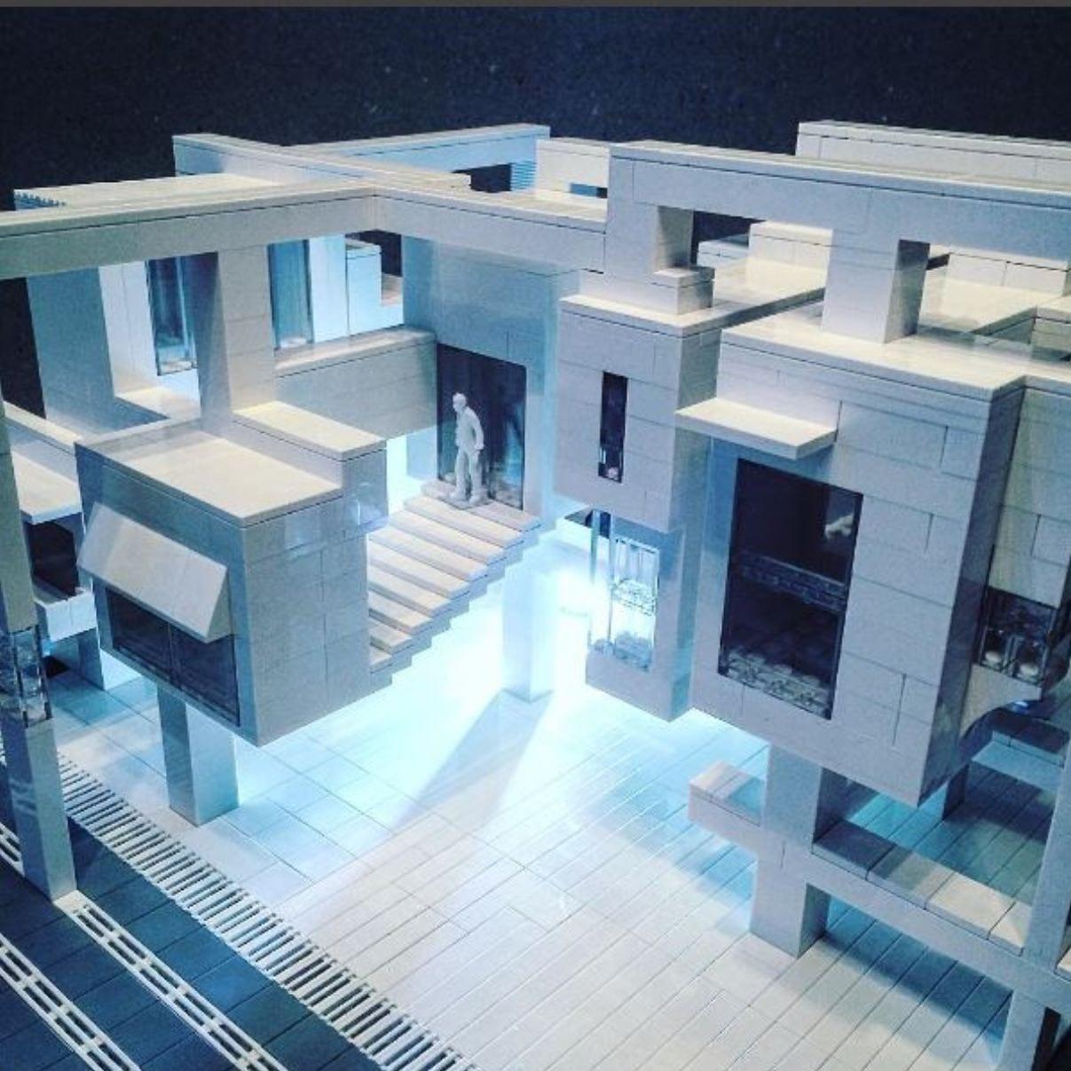 Arquitectura de Lego 6