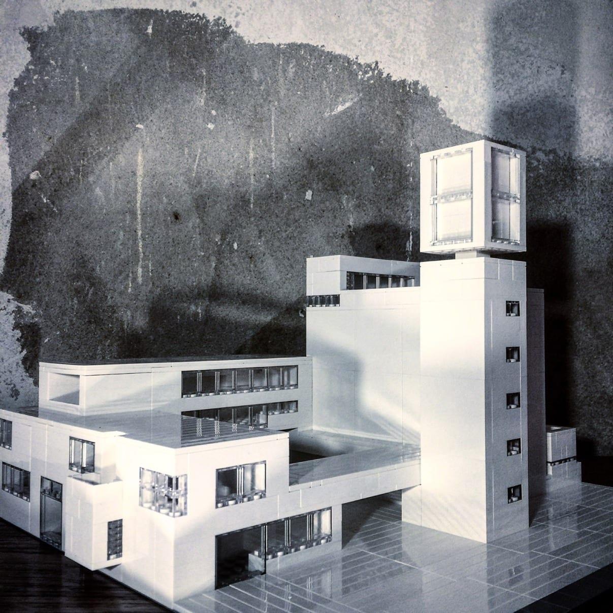 Arquitectura de Lego 7