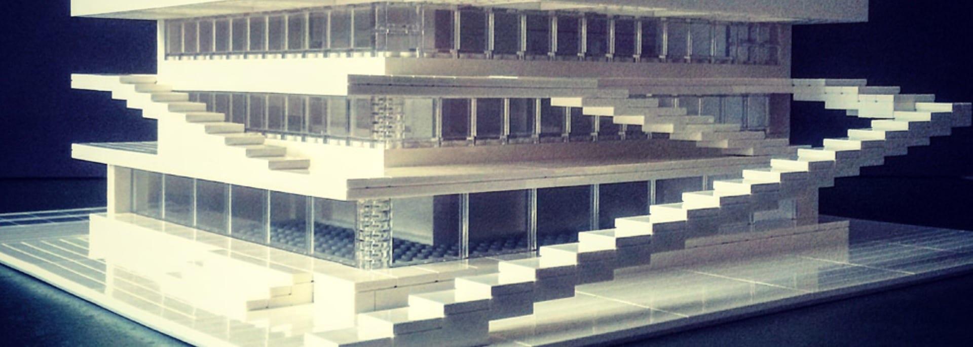 Arquitectura de lego