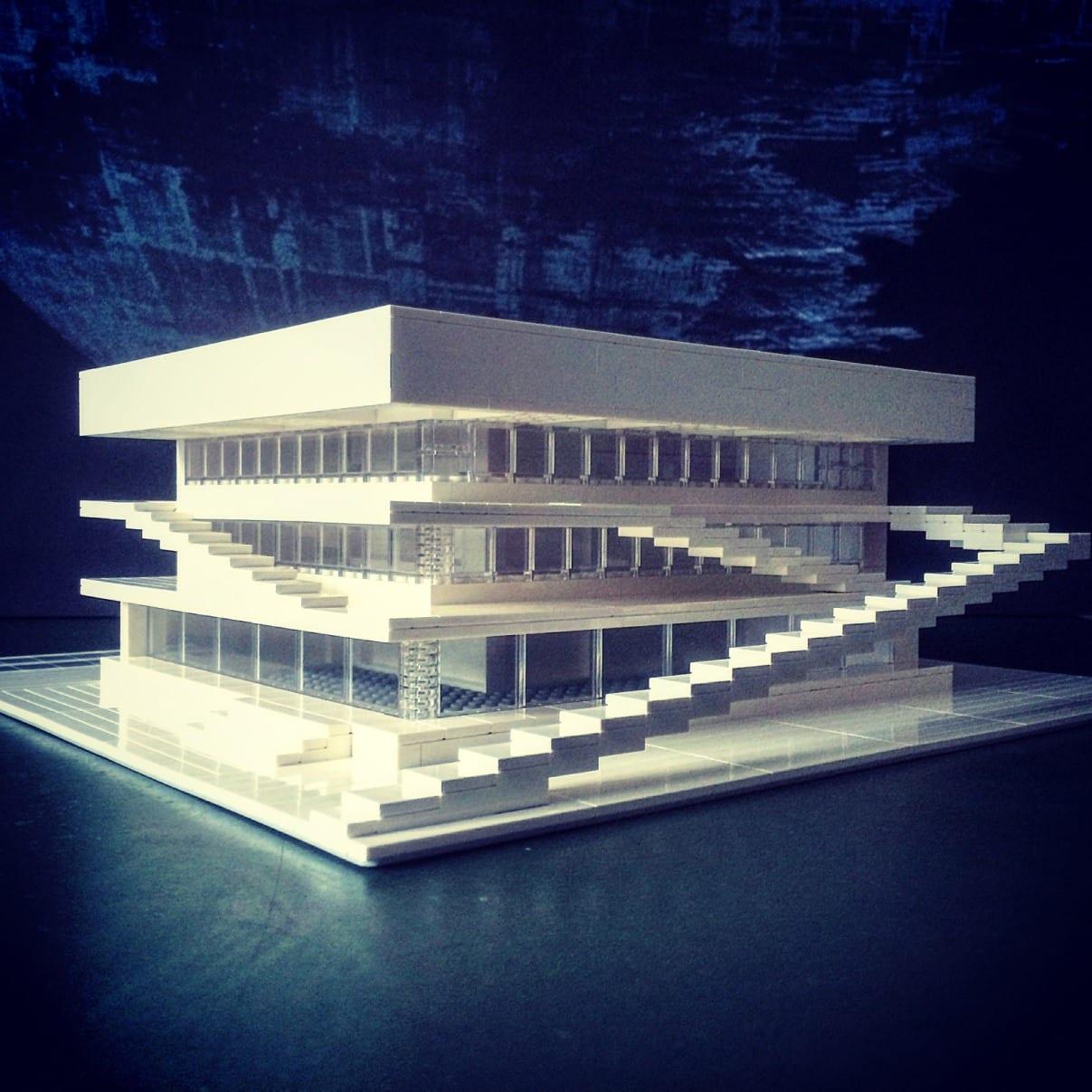 arquitectura de Lego1
