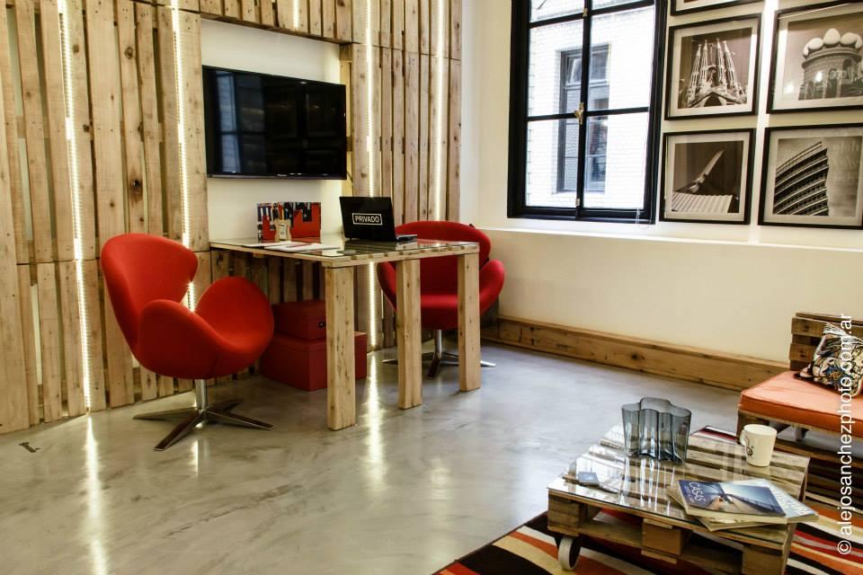Revista estilo propio arquitectura y dise o arte y for Diseno de apartamentos industriales