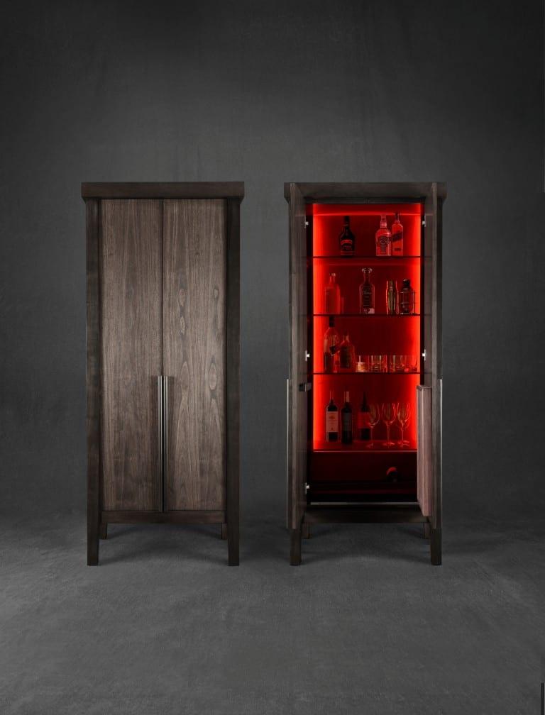 Revista estilo propio arquitectura y dise o arte y for Mueble bar exterior