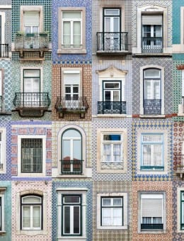 Windows of the World - Lisbon